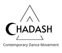 Chadash Logo Wht